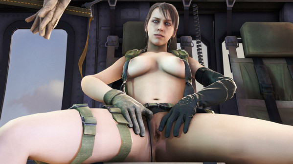 Quiet (Metal Gear Solid V: The Phantom Pain) Assembly
