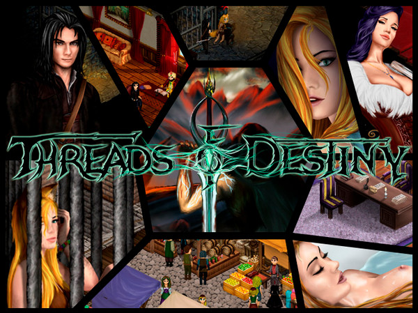 Threads of Destiny (InProgress) Ver.0.1