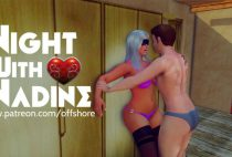 Night with Nadine (Full Game)