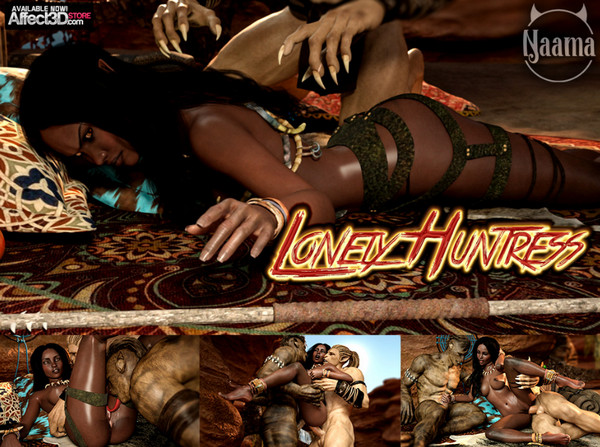 Naama – Lonely Huntress
