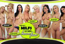 Porno Dan's MILFs just wanna have fun