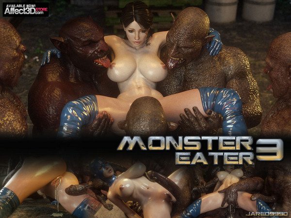 Jared999d – Monster Eater Part 3