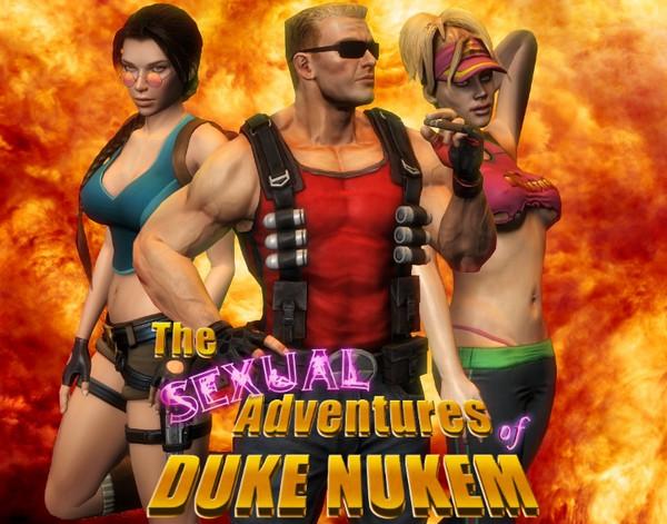 The Sexual Adventures of Duke Nukem (Alpha) Ver.0.37