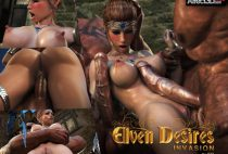 X3Z – Elven Desire Invasion – Tashas Timing
