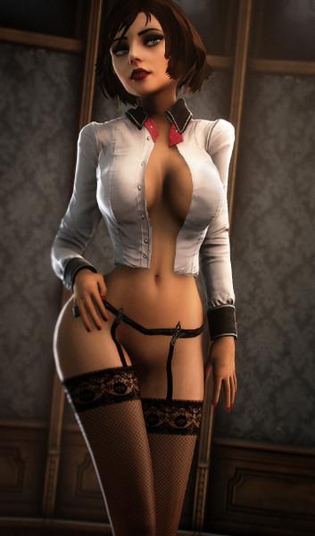 Elizabeth (BioShock Infinite) assembly