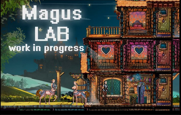 The Magus Lab (InProgress) Ver.0.11a