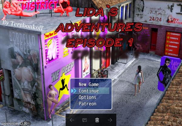 Lida`s Adventures (InProgress) Episode 1 Ver.0.8