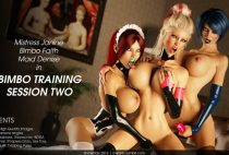 Miki3DX – Bimbo Training Session Two