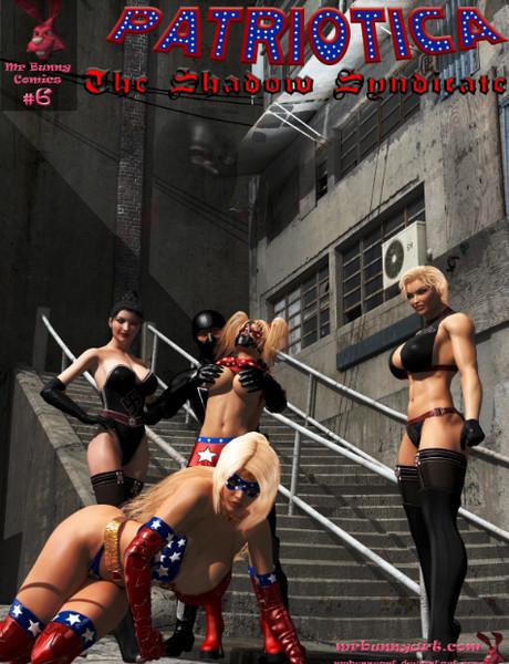 MrBunnyArt – Patriotica vs The Shadow Syndicate