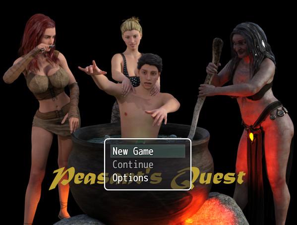 Peasant's Quest – The Giantess (InProgress) Ver.0.33