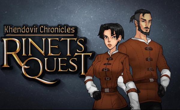 Khendovir's Chronicles - Rinet's Quest (InProgress) Update Ver 0.09.0