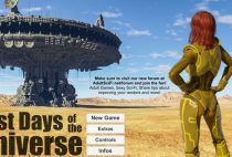 Last Days of the Universe – Episode 1