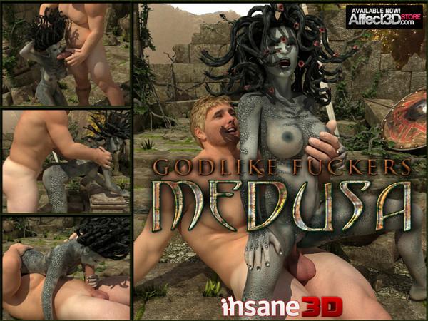 Insane3D – Godlike Fuckers – Medusa
