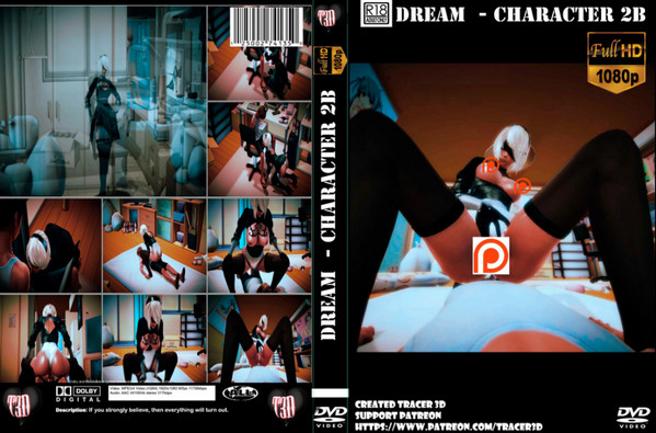 Dream - character 2B NieR Automata
