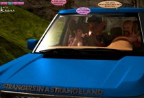 Y3DF – Strangers in a StrangeLand