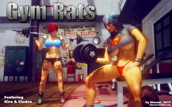 Shassai – Gym Rats
