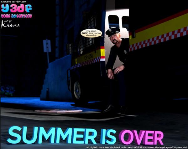 Y3DF – Summer is Over