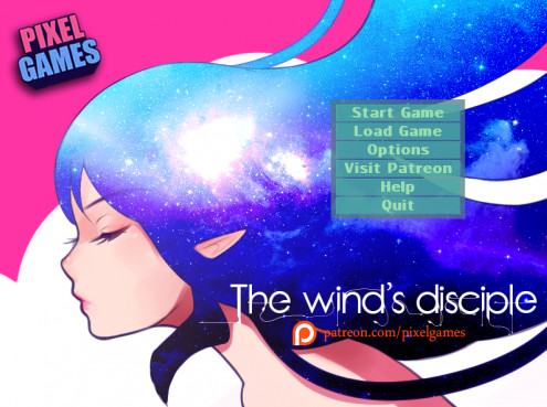 The Wind's Disciple (Update) Ver.0.7