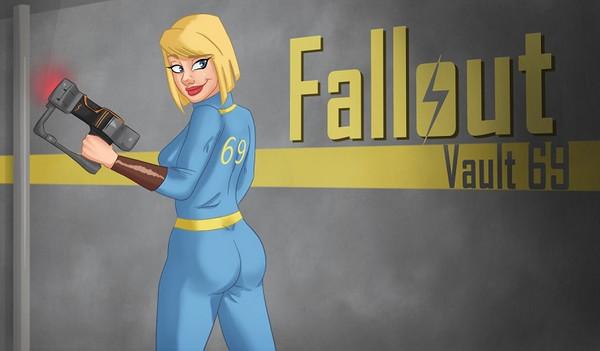 Fallout Vault 69 (InProgress) Update Ver.0.03