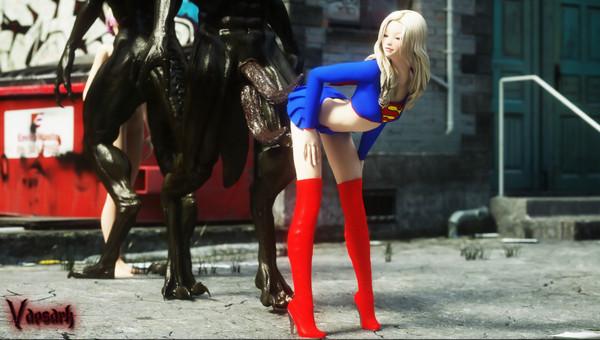 Vaesark – CGS64 – Supergirl