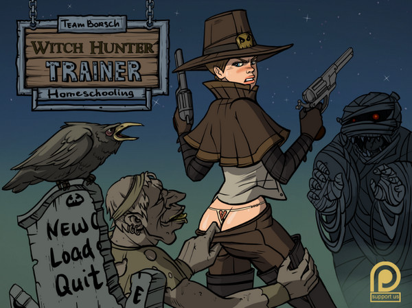 Witch Hunter Trainer (InProgress) Ver.0.1