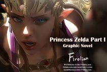 Firolian – Princess Zelda