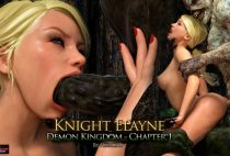 Hibbli3D – Knight Elaine – Demon Kingdom