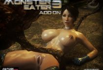 Jared999D – Monster Eater 3 Add On