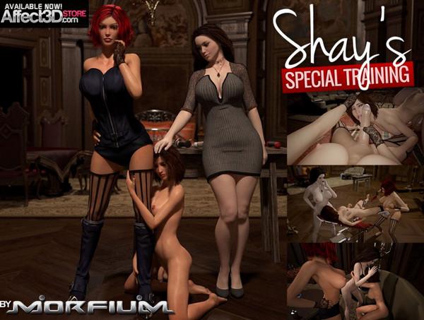 Morfium – Shays Special Training