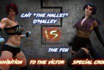 Squarepeg3D – The FUTA – Season 01, Match 01 – Cait O Malley vs The Fox