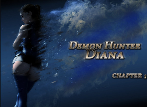 BadOnion – Demon Hunter Diana Chapter 1