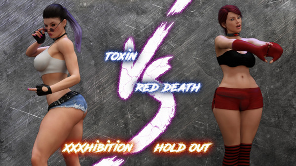 Squarepeg3D – The FUTA – Match 02 – Toxin vs Red Death