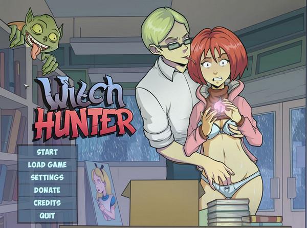 Witch Hunter (InProgress) Ver.0.1