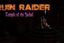 Joos3DArt – Ruin Raider - Temple of the Jackal