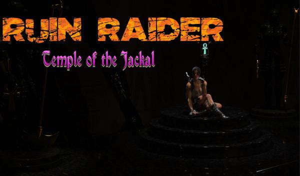 Joos3DArt – Ruin Raider - Temple of the Jackal