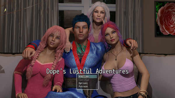 Dope's Lustful Adventures (InProgress) Ver.08.7