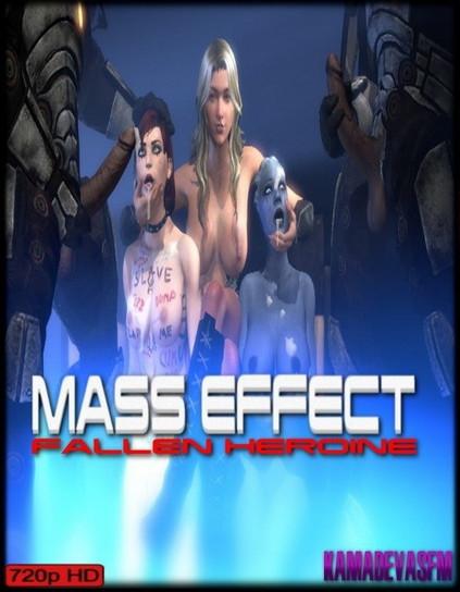 Mass Effect - Fallen Heroine