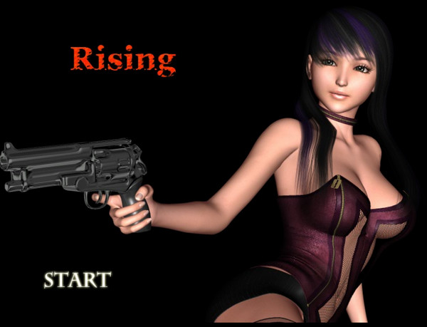 Rising (Uncensored) / ライジング