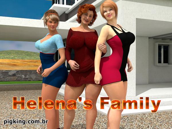 Pig King – Helenas Family