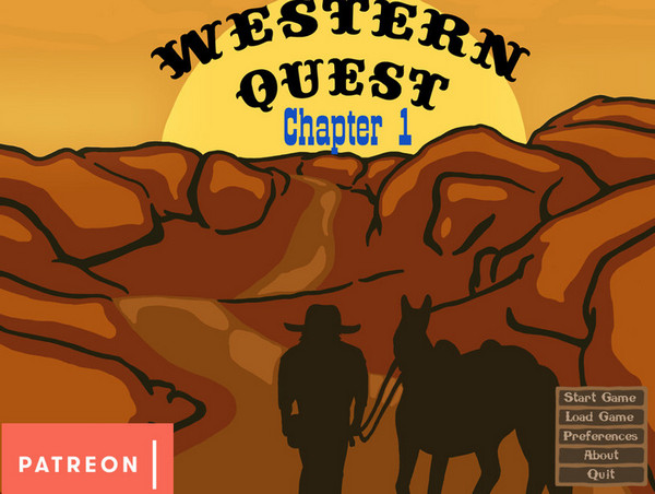 Western Quest (Chapter 1) Ver.0.6