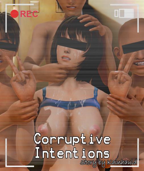 KainHauld – Corruptive Intentions