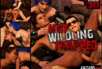 Insane - Hot Wildling Trapped