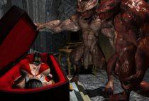 Joos3DArt – Vampirella