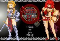 Queen Hunt – Queen's Blade Parody