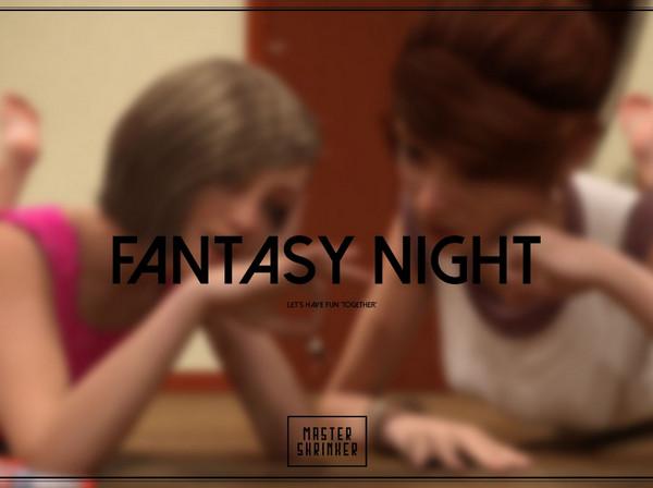 Mastershrinker – Fantasy Night