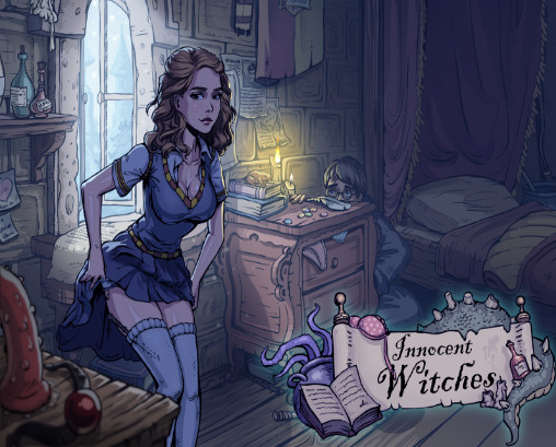 Innocent Witches (InProgress) Update Ver.0.0.4a
