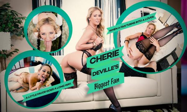 Cherie Deville's Biggest Fan
