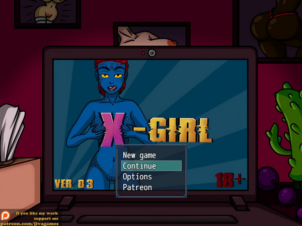 X-Girl (InProgress) Update Ver.0.3