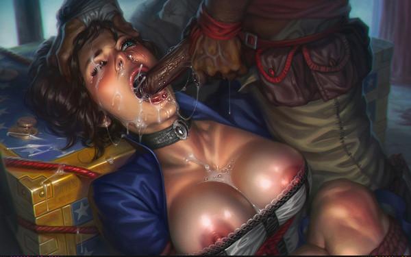 Sex-Arcade The Game (InProgress) Ver.0.0.8