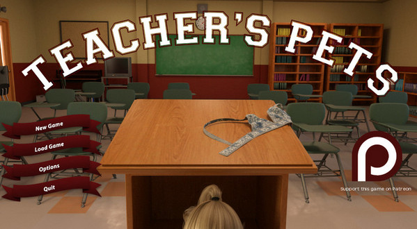 Teacher's Pets (InProgress) Update Ver.1.99